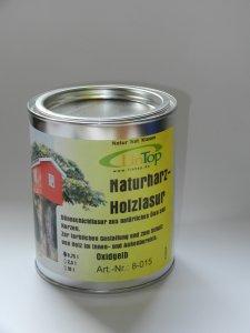 Naturharz-Holzlasur
