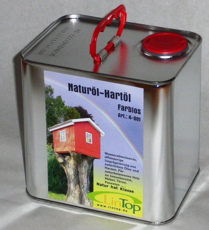 Naturöl-Hartöl